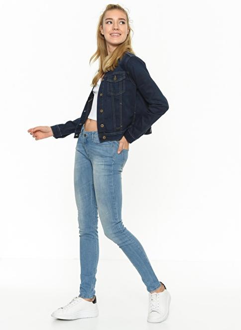 Lee Cooper Jean Pantolon | Amy - Midrise Skinny Mavi
